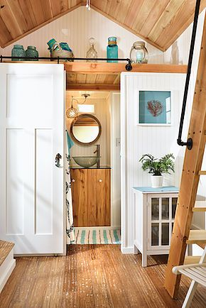 Beach tiny house - Tiny Digs Hotel