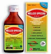 Dosis Obat Obh Nellco Spesial Daftar Dosis Obat