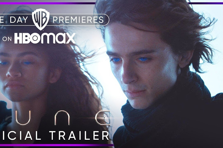 """The Official Trailer For """"Dune"""" Revealed"""