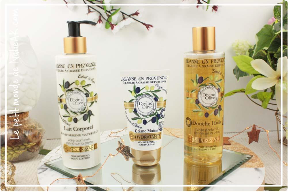 produits cosmétiques Provence
