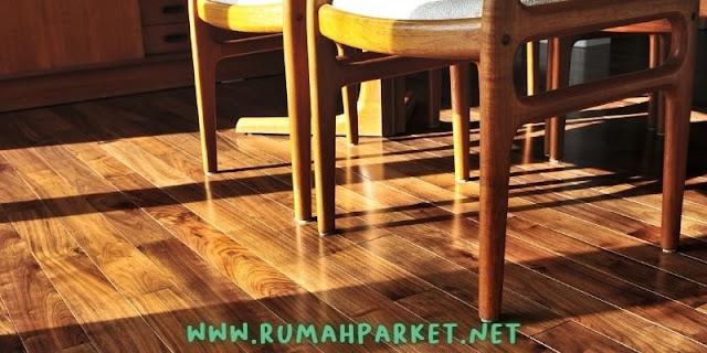 Tipe Lantai Kayu Indoor