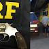 Homem armado e embriagado é preso pela PRF em Santiago
