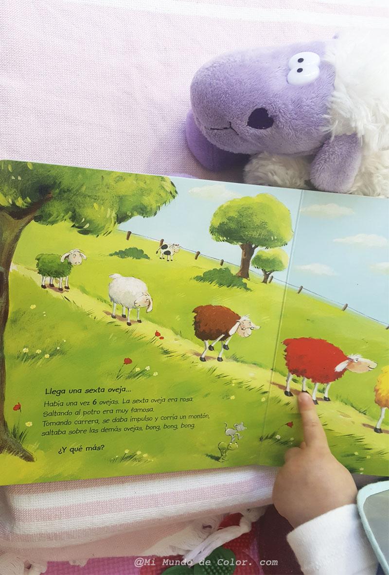 libro 10 ovejitas de franziska gehm