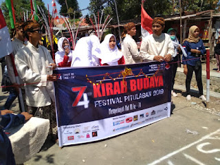 Peringati HUT RI Ke 74 Tahun 2019 Desa Pilang Sari Pertahankan Adat Dan Budaya