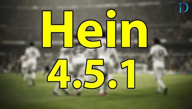 تحميل برنامج هين Hein 4.5.3 الاصدار الاخير مع التفعيل