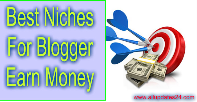 niches for blogger