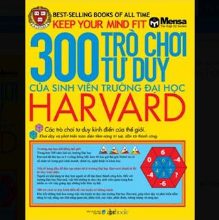 300 Trò Chơi Tư Duy Của Sinh Viên Trường Đại Học Harvard ebook PDF-EPUB-AWZ3-PRC-MOBI