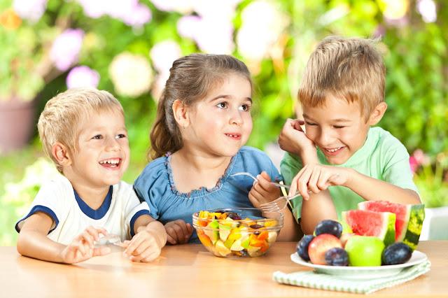 Makanan Untuk Mencerdaskan Anak di Masa Keemasan