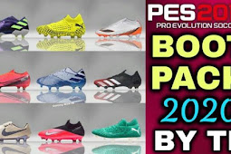 New Boot Pack 2020 For - PES 2019