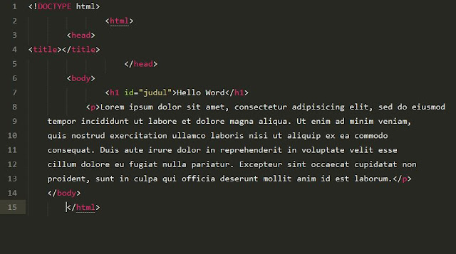 Tutorial Sublime Text 3 – #5 Editing (Bagian 2) 1