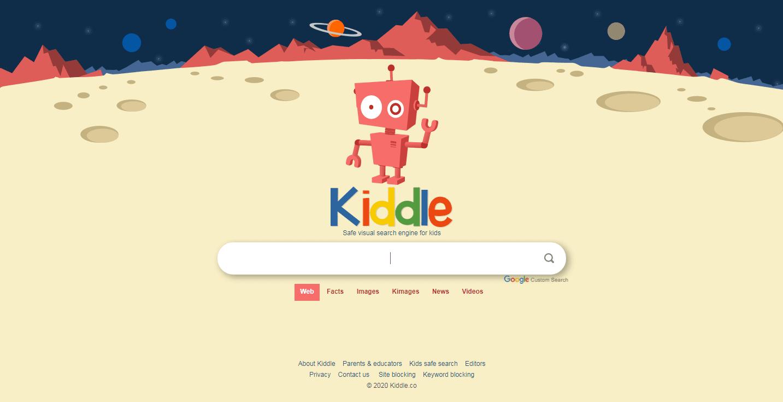 buscador de internet para niños