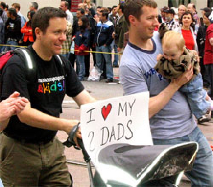gay families uk