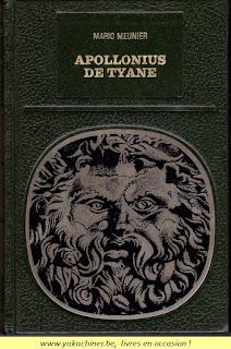 Mario Meunier, Apollonus De Tyane