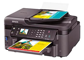 Epson WF-7620 Printer Review