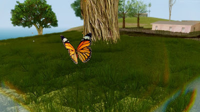 GTA San Andreas Butterfly Mod For Pc