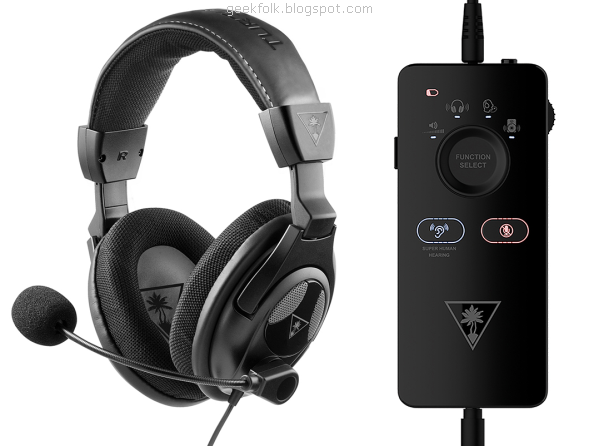 Turtle Beach Earforce PX24 Amplified Gaming Headset
