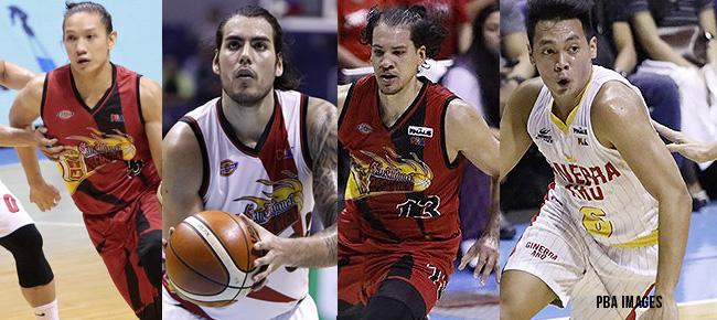 Gilas Pilipinas Final 12-man lineup vs. Iran (FIBA Basketball World Cup Asian Qualifiers) September 13 / 4th Window