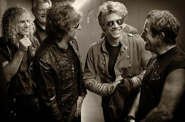 Lirik Lagu Blame It On The Love Of Rock & Roll ~ Bon Jovi