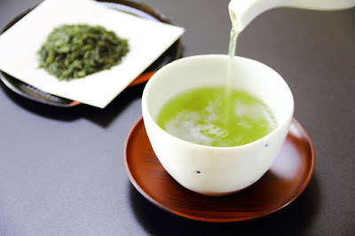 macha tea jepang