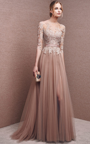 Prom Dresses To Love - From The Highest Peak to The Deepest Sea