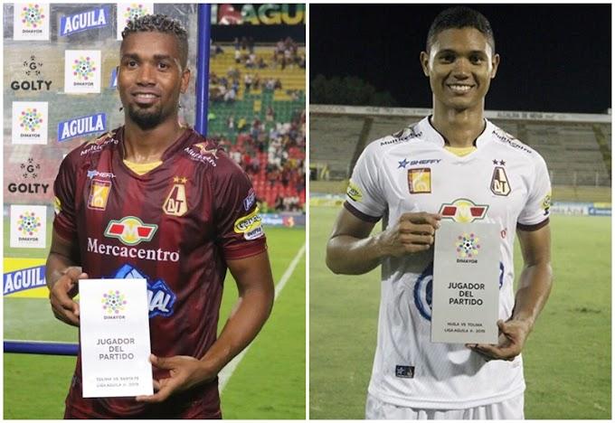 Banguero y Ramos, en 'Alerta Amarilla': El lateral y delantero del DEPORTES TOLIMA quedaron al borde de la suspensión