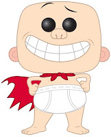 Funko Pop! Captain Underpants
