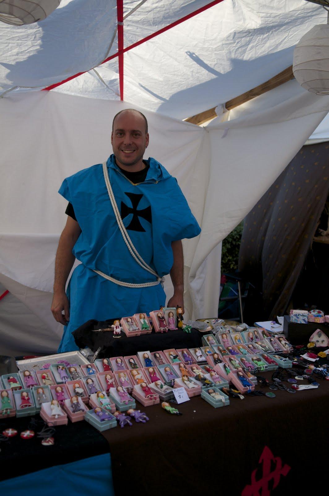 Celiarec Artesania Feria Medieval Del Puerto De Getxo