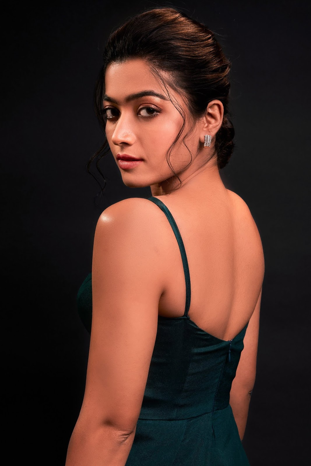 Rashmika Mandana Chalo Movie Hot Photoshoot