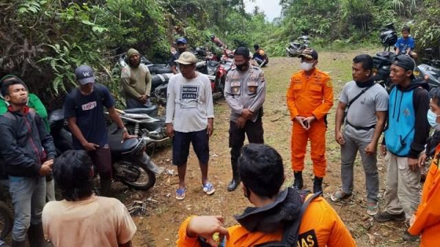 Dikabarkan Hilang Saat Cari Getah Damar di Hutan, Petani di Banggai Tak Kunjung Ditemukan