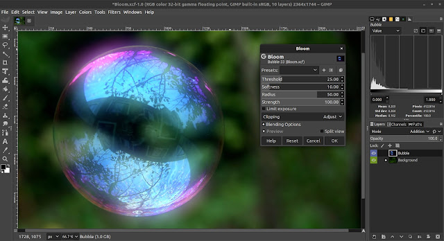 Gimp alternatif Photoshop di Linux