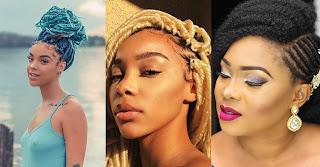 Black Crochet Hairstyles 2021
