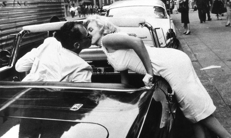 Monroe arthur miller marilyn Marilyn and