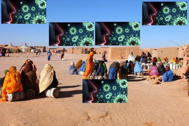 """انتشار """"كوفيد - 19"""" تعمّق معاناة المغاربة المحتجزين في  سجون مخيمات تندوف"""