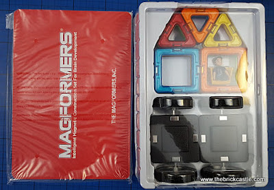 Magformers Wow Box contents building toy Review (age 3+)