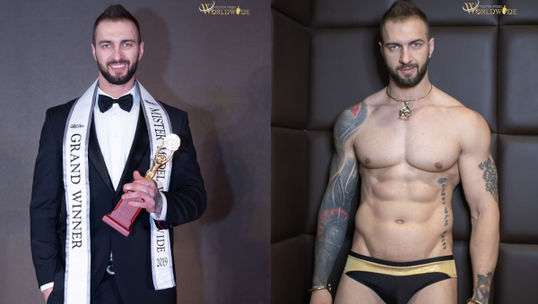 Mister Model Worldwide 2019 es Kazakhstan
