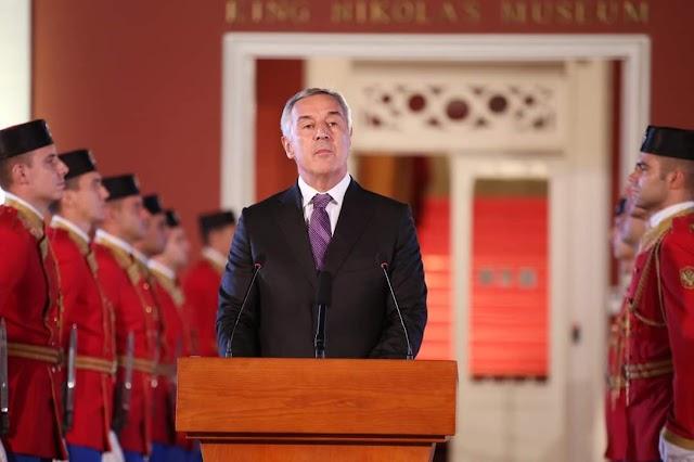 Đukanović: SPC je instrument velikosrpskoga nacionalizma i ruskih interesa na Balkanu