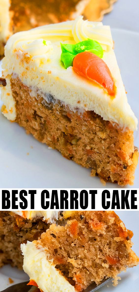 MOIST CARROT CAKE WITH CREAM CHEESE FROSTING #dessertrecipes #dessertrecipeseasy #dessertrecipeschocolate #dessertrecipesvideos #dessertrecipesforparties #BestDESSERTRecipes #food #foodphotography #foodrecipes #foodpackaging #foodtumblr #FoodLovinFamily #TheFoodTasters #FoodStorageOrganizer #FoodEnvy #FoodandFancies #drinks #drinkphotography #drinkrecipes #drinkpackaging #drinkaesthetic #DrinkCraftBeer #Drinkteaandread #RecipesFood&Drink #DrinkRecipes #recipes #recipeseasy #recipesfordinner #recipeshealthy