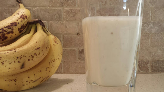 Banana Greek Yogurt Smoothie