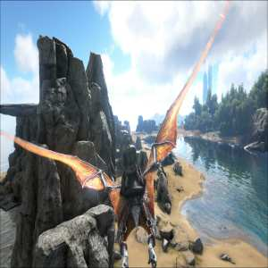 download ark survival evolved  pc game full version free