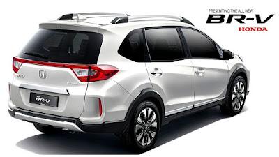Honda BRV SUV bawah 300 juta