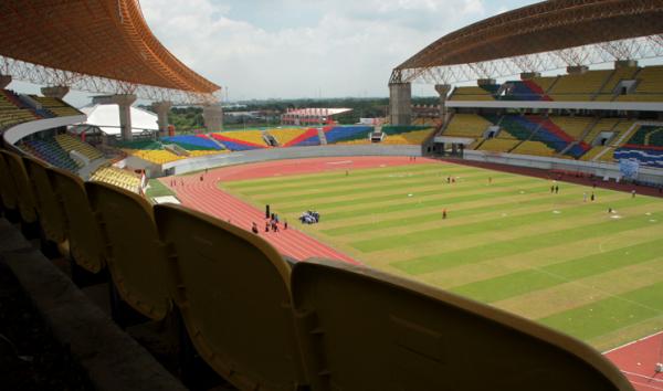 Asian Games 2018, Timnas Indonesia Tak Akan Bermain di SUGBK Tapi di Salah Satu dari 6 Stadion ini
