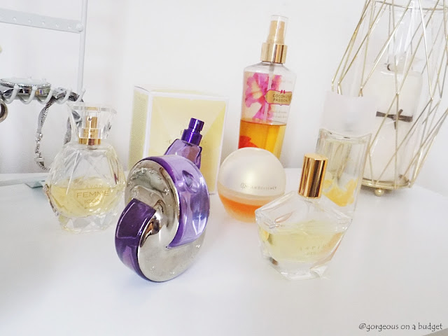Moja kolekcija parfema