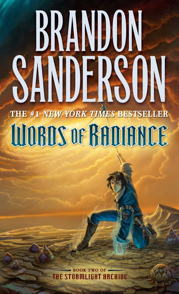Review: Words Of Radiance by Brandon Sanderson