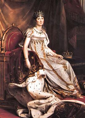 Giuseppina Beauharnais imperatrice