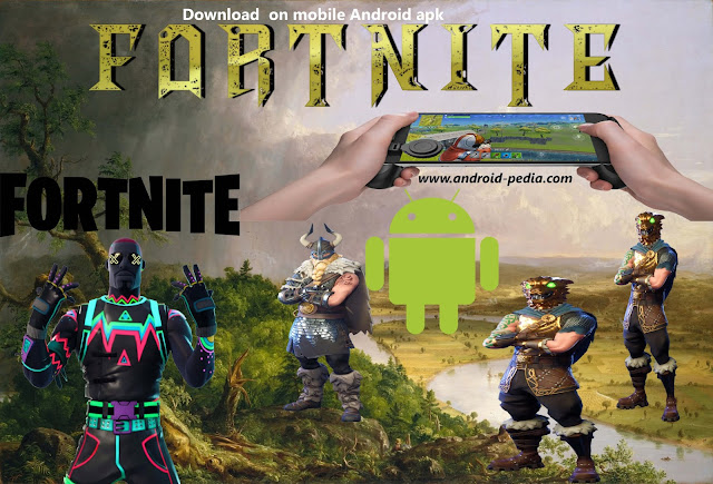 fortnite mobile android