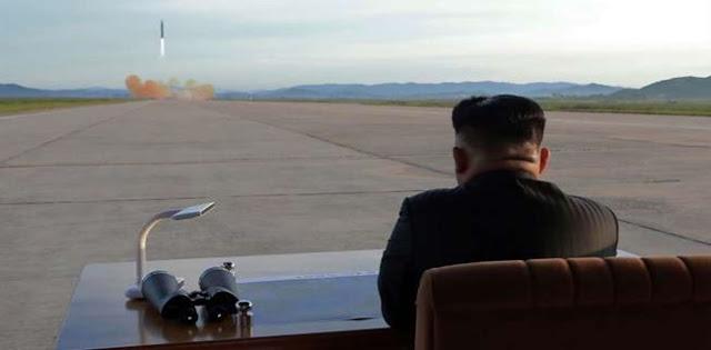 Simpang Siur Kabar Kim Jong-un, Lee: Jangan-jangan Dia Saat Uji Coba Rudal