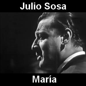 Julio Sosa - Maria