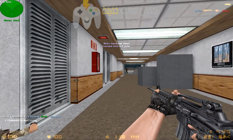 تحميل لعبة Counter Strike Condition Zero للكمبيوتر