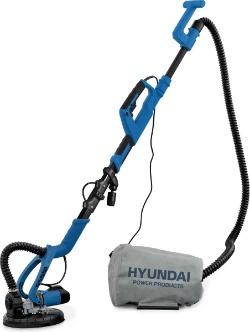 Hyundai wandschuurmachine test