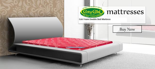 Coir Foam Double Bed Mattress